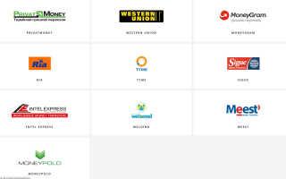 Які грошові перекази є в ПриватБанку: перекази на рахунки по Україні, системи міжнародних грошових переказів