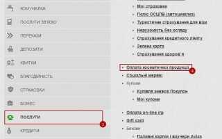 Короткий посібник оплати продукції «Ейвон» через Приват24 з прикладами і відео