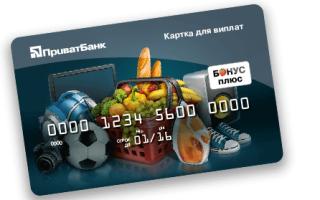 Можливості валютної картки ПриватБанку